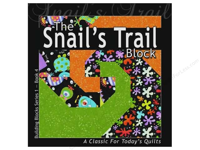 All American Crafts Series 1-#4 Snail's Trail Book