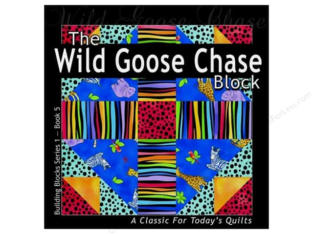 All American Crafts Series 1-#5 Wild Goose Chase Book