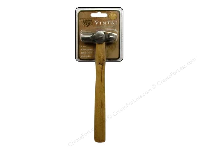 Vintaj 4 oz. Ball Pein Hammer 8 3/4 in.