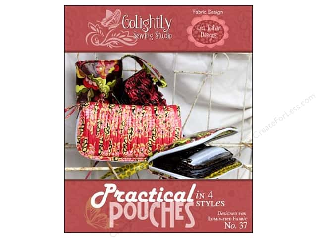 Golightly Sewing Studio Practical Pouches Pattern