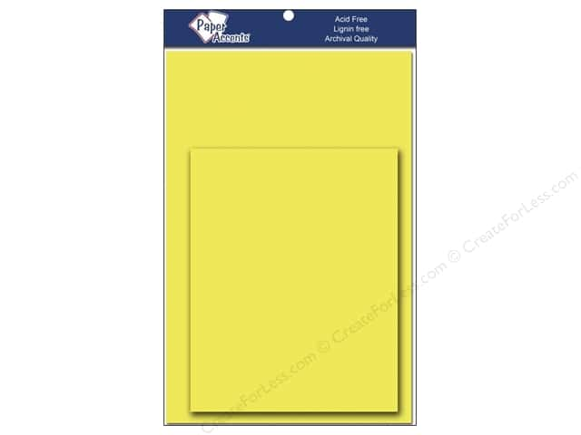 4 1/4 x 5 1/2 in. Blank Card & Envelopes by Paper Accents 10 pc. Daisy Chain