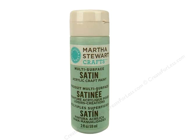 Martha Stewart Craft Paint by Plaid Satin Cloud 2 oz.