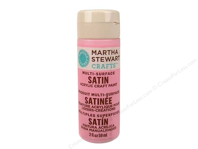 Martha Stewart Craft Paint by Plaid Satin Poodle Skirt 2 oz.