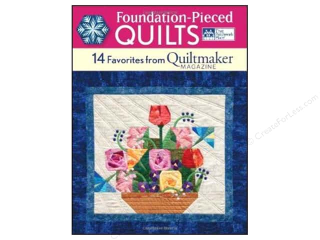 That Patchwork Place Foundation Pieced Quilts Book