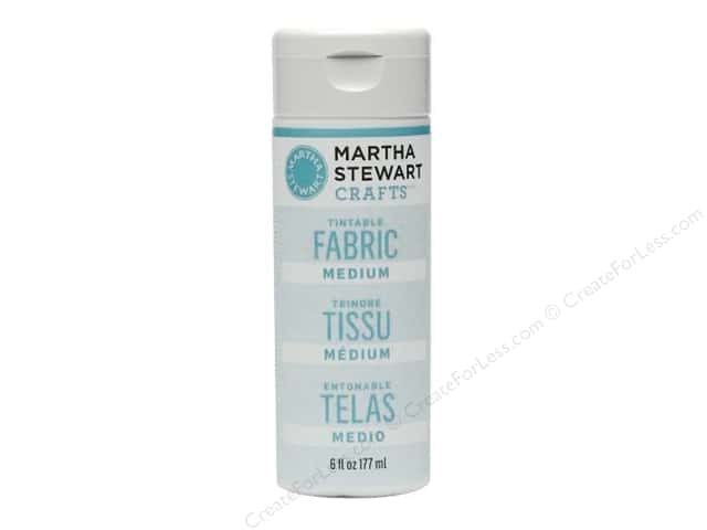 Martha Stewart Prep & Finish by Plaid Fabric Medium Tintable 6oz
