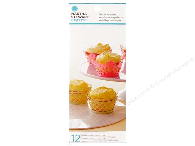 Martha Stewart Food Decorating Pastel Die Cut