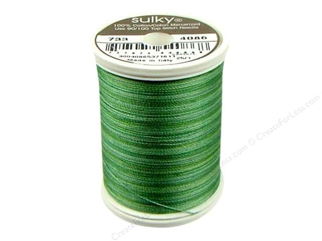 Sulky Blendables Cotton Thread 30 wt. 500 yd. #4086 Cactus