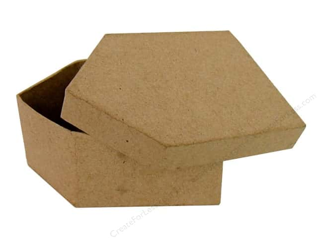 PA aper Mache House Box 3 1/2 in. (36 boxes)