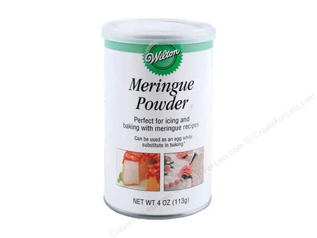 Wilton Meringue Powder 4 oz.