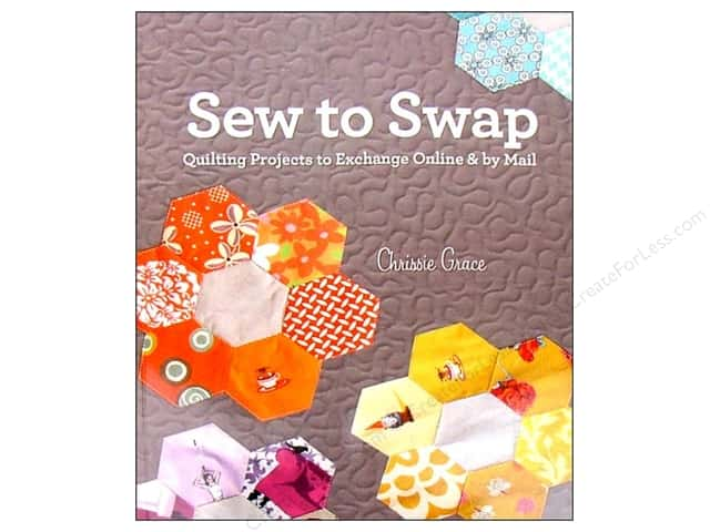 Krause Publications Sew To Swap Book