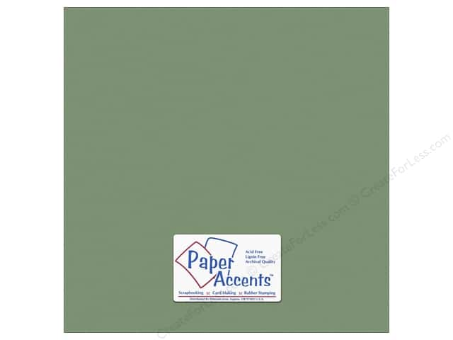 Cardstock 12 x 12 in. #8825 Stardust Sea Star by Paper Accents (25 sheets)