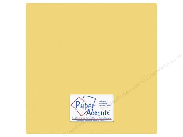 Cardstock 12 x 12 in. #8826 Stardust Moon Star by Paper Accents (25 sheets)