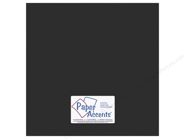 Cardstock 12 x 12 in. #8829 Stardust Eco Star by Paper Accents (25 sheets)