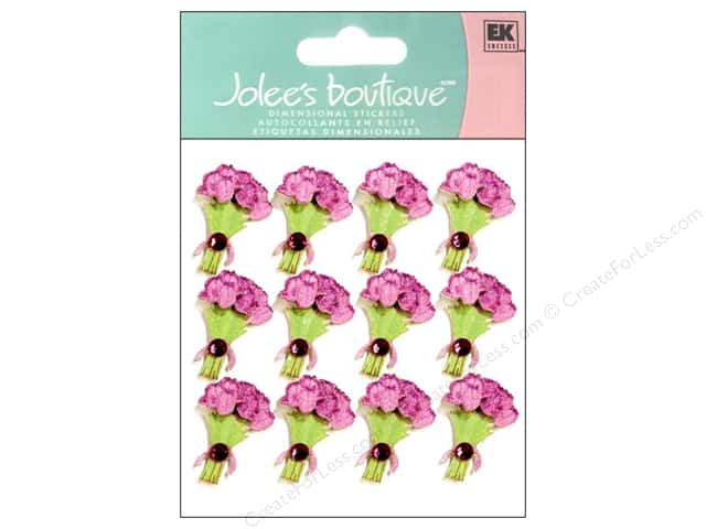 Jolee's Boutique Stickers Repeats Tulips