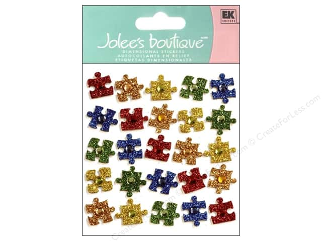 Jolee's Boutique Stickers Repeats Puzzle