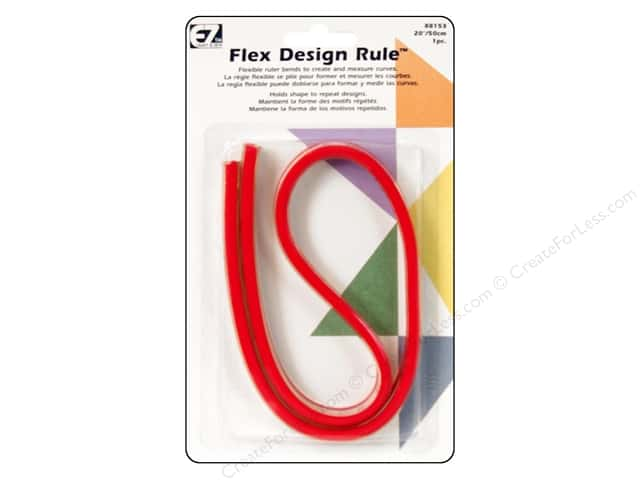 EZ Tape Measure Flex Design Rule
