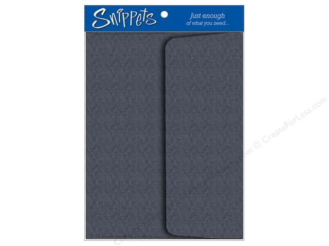 4 1/4 x 5 1/2 in. Envelopes by Paper Accents #845 Textured Pearlalized Sailor 3 pc.