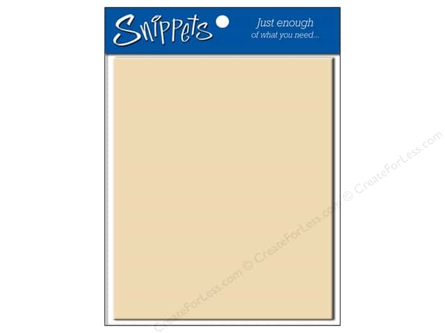 4 1/4 x 5 1/2 in. Envelopes by Paper Accents #122 Ivory 5 pc.
