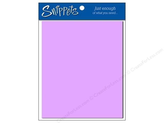 4 1/4 x 5 1/2 in. Envelopes by Paper Accents #123 Lavender 5 pc.