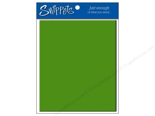 4 1/4 x 5 1/2 in. Envelopes by Paper Accents #148 Green Grass 5 pc.