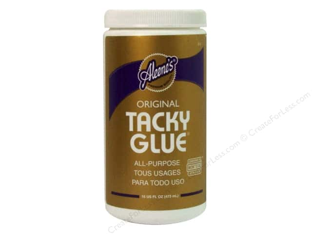 Aleene's Original Tacky Glue 16 oz. Jar