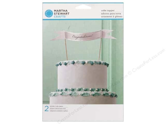Martha Stewart Food Decorating Cake Topper Doily Lace