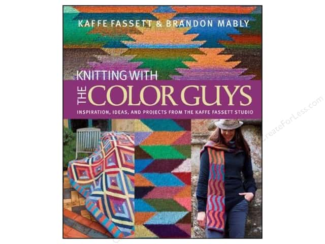 Sixth & Spring Knitting With The Color Guys Book