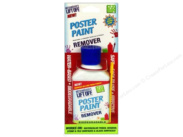 Motsenbocker's Lift Off Poster Paint Remover 4.5oz