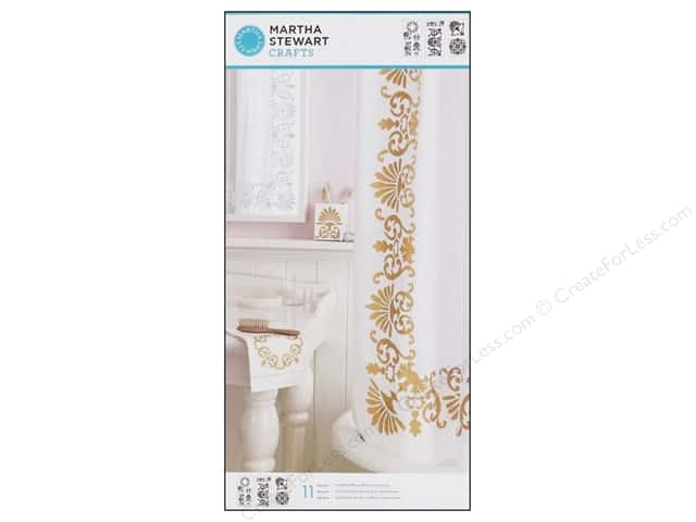 Martha Stewart Stencils by Plaid Tapestry Large