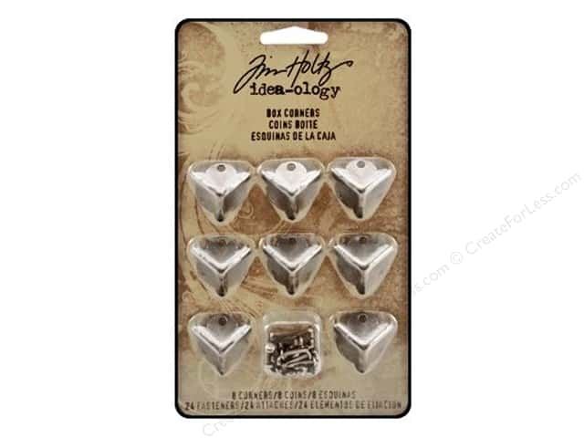 Tim Holtz Idea-ology Box Corners