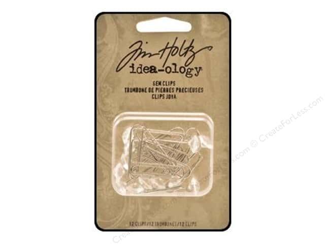 Tim Holtz Idea-ology Gem Clips