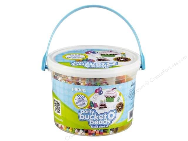 Perler Bucket o' Beads Party