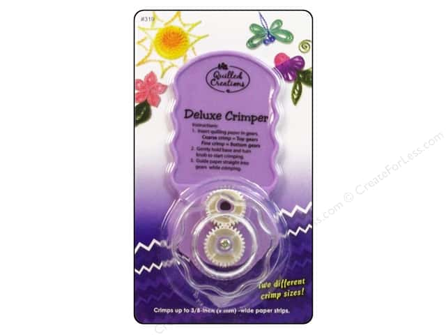 Quilled Creations Deluxe Quilling Crimper