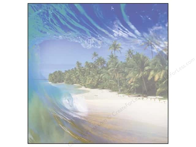 Paper House Paper 12 x 12 in. Hawaii Catch A Wave (25 sheets)