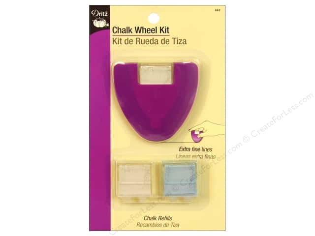 Dritz Chalk Wheel Kit