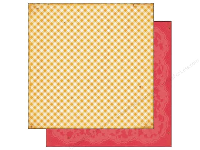Crate Paper 12 x 12 in. Paper Pretty Party Stitch (25 sheets)