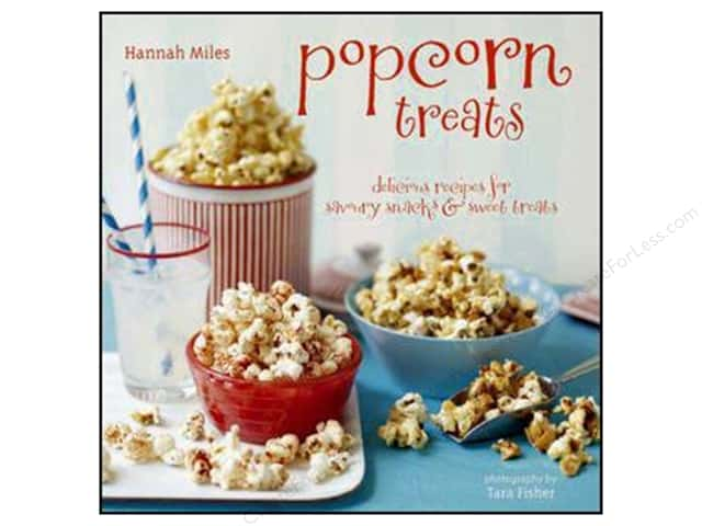Ryland Peters & Small Popcorn Treats Book