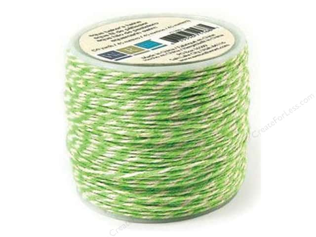 We R Memory Keepers Sew Easy Baker's Twine 50 yd. Green