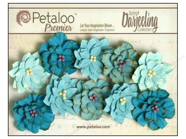 Petaloo Darjeeling Collection Dahlias Small Seaside