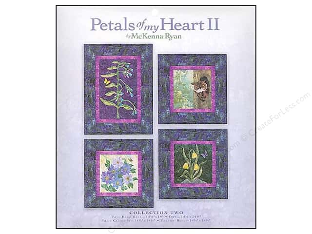 Pine Needles Petals of My Heart II Collection 2 Pattern