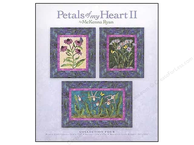 Pine Needles Petals of My Heart II Collection 4 Pattern