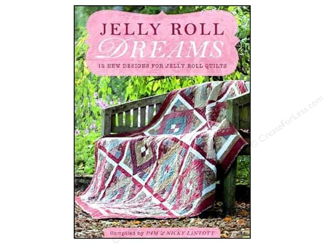 David & Charles Jelly Roll Dreams Book