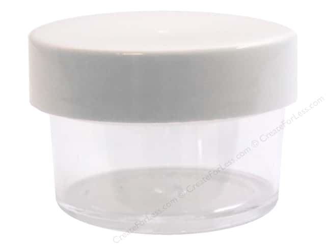 Clearsnap Basic Necessities Jar With Cap .5 oz.