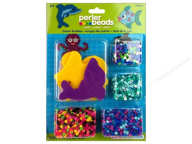 Perler Fused Bead Kit Ocean Buddies