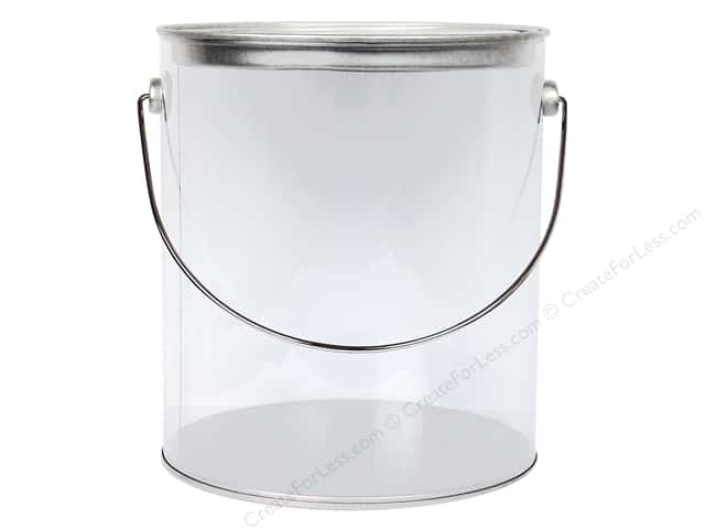 Sierra Pacific Storage Pail With Lid & Handle Gallon 6.75 in. x 7.5 in.
