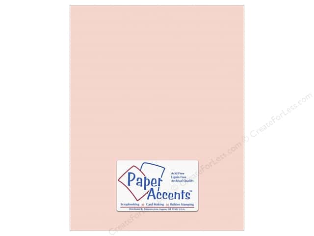 Paper Accents Cardstock 8 1/2 x 11 in. #10166 Stash Builder Textured Berry Smooth (25 sheets)