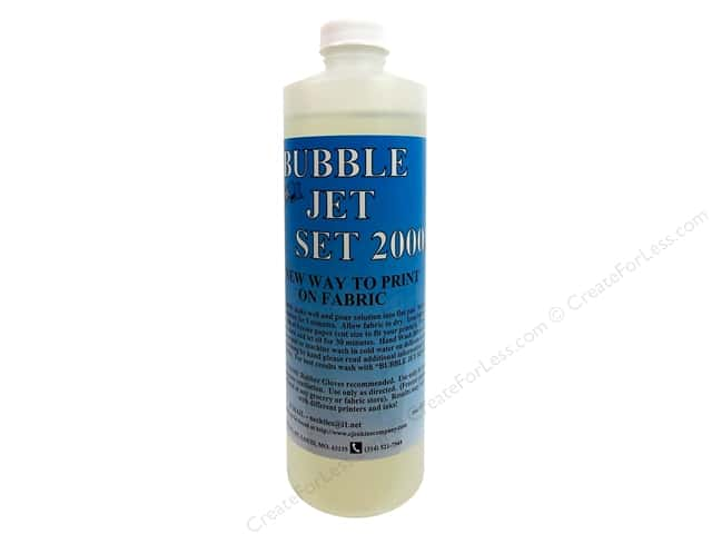 Bubble Jet Set 2000 16 oz.