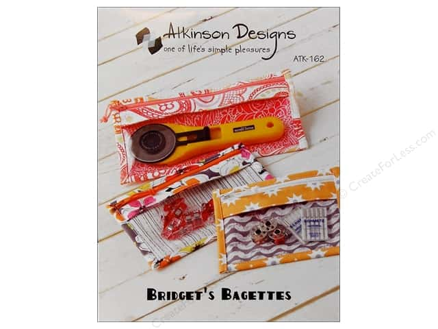 Atkinson Designs Bridget's Bagettes Pattern