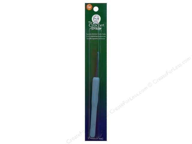 The Crochet Dude Crochet Hook Aluminum Size C (2.75 mm)