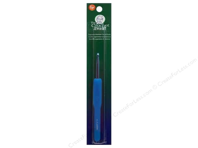 The Crochet Dude Crochet Hook Aluminum Size H (5 mm)
